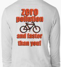 Zero Pollution (En) Long Sleeve T-Shirt