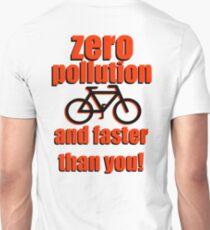 Zero Pollution (En) Unisex T-Shirt