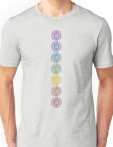 seven chakras Unisex T-Shirt