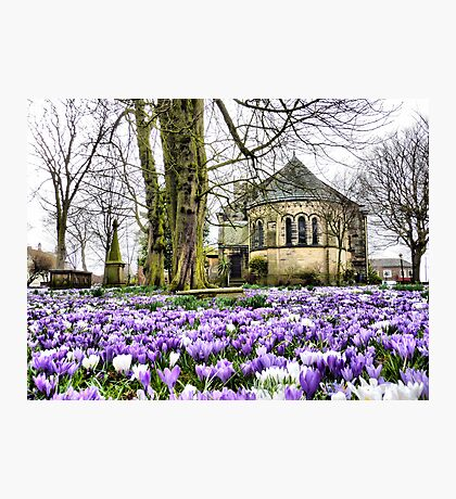 St Chads Church  Photographic Print