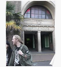 London Zoo/Reptiles House/(3 of 3) -(190212)- digital photo Poster