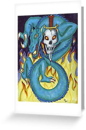 Dragon Sword Vers 2 by DarkRubyMoon