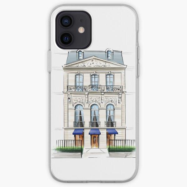 Ralph Lauren escaparate París, Francia Funda blanda para iPhone