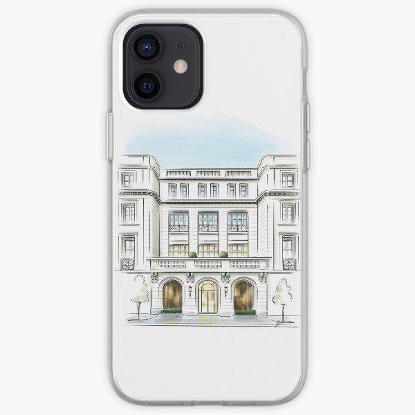 Magasin Ralph Lauren Madison Avenue Coque souple iPhone