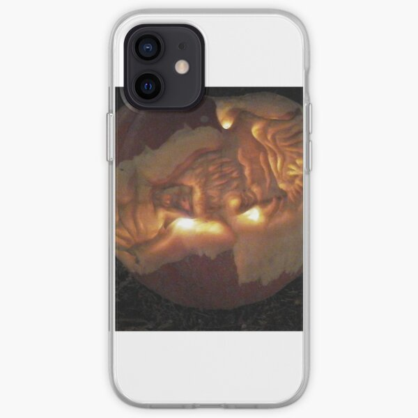 Terror And Peace. iPhone Soft Case
