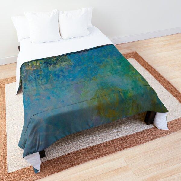 Claude Monet - Wisteria Comforter