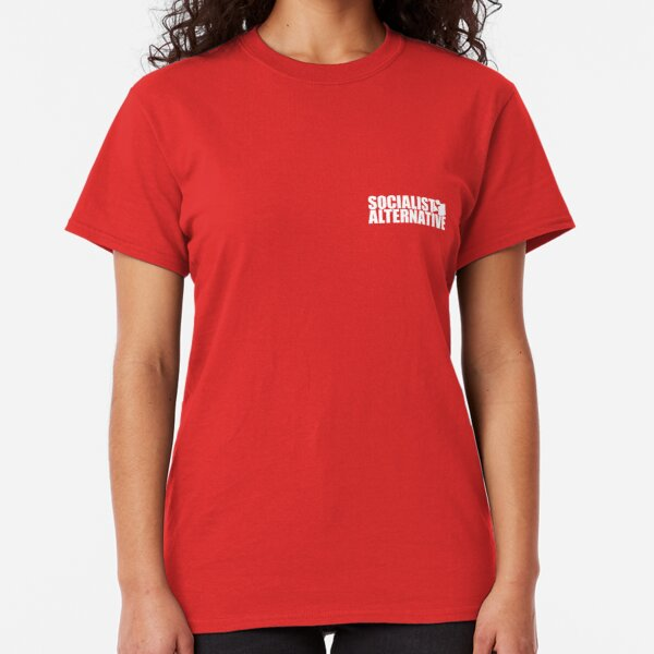 Socialist Alternative Logo Classic T-Shirt