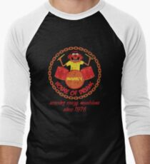 House of Drums (distressed) Men's Baseball ¾ T-Shirt