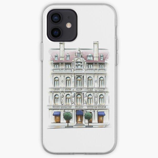 Tienda Ralph Lauren Mansión Rhinelander Funda blanda para iPhone