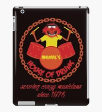 House of Drums iPad Case/Skin