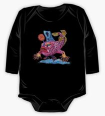 GALLIMAUFRY ~ D1G1TAL-M00DZ ~ Henry the Handfish by tasmanianartist One Piece - Long Sleeve