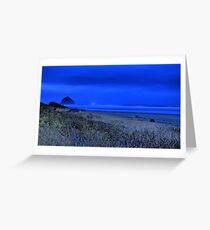 Foglifter - Cape Kiwanda, Orgegon Greeting Card