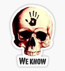 We know! Sticker