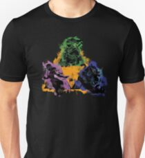 Courage, Wisdom & Power Unisex T-Shirt