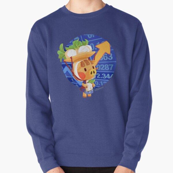 Daisy Mae Stonks Pullover Sweatshirt