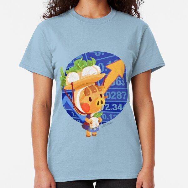 Daisy Mae Stonks Classic T-Shirt