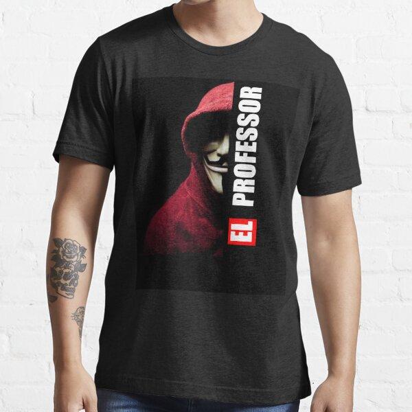 El Professor - Money Heist Essential T-Shirt