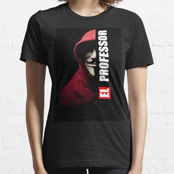 El Professor - Money Heist T-shirt essentiel