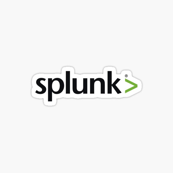 Splunk Logo - Full Horizontal Sticker