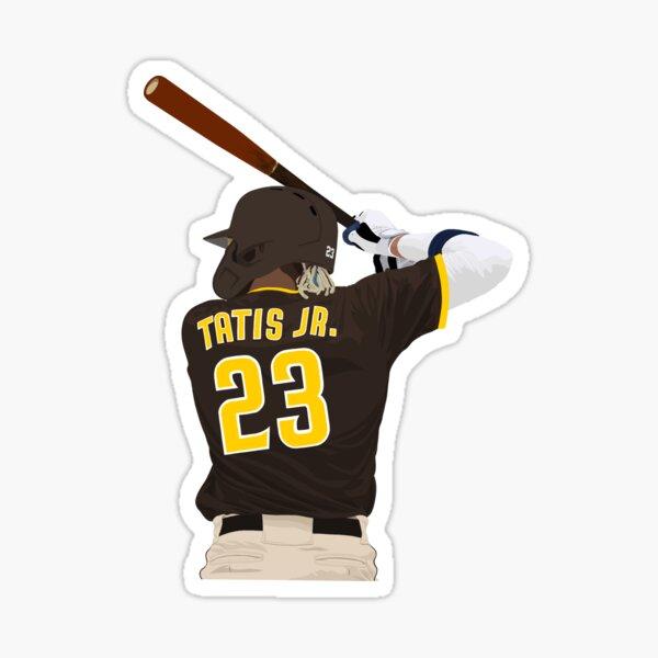 Fernando Tatís Jr. 23 Sticker