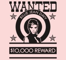 WANTED - Billie Jean Davy