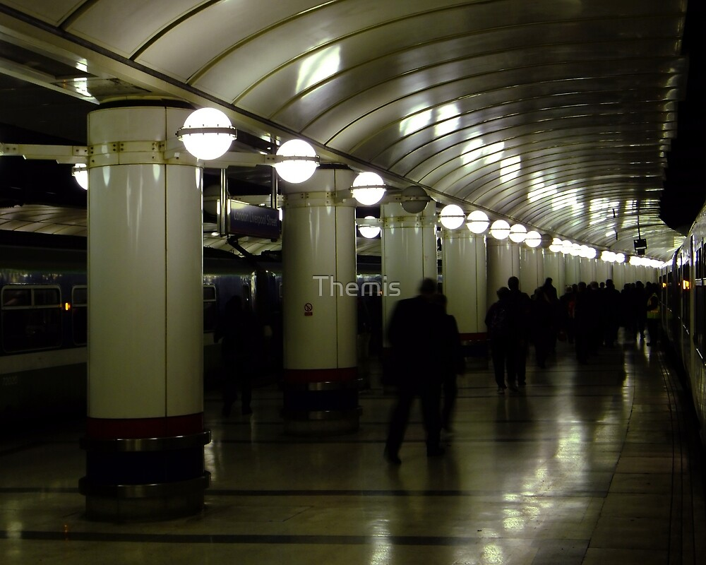 Commuters by Themis