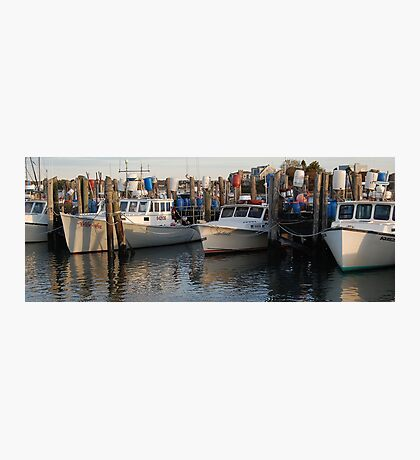 Docking Stations  Photographic Print