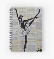 giselle Spiral Notebook