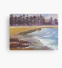 Manly Beach  Canvas Print