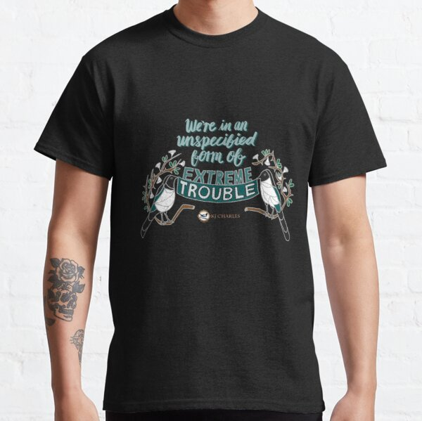 Extreme Trouble reversed design Classic T-Shirt