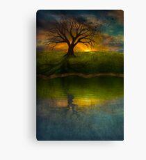 Silent Tree I Canvas Print