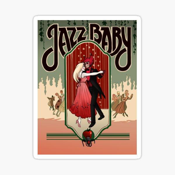 Jazz Baby Sticker