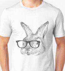 my cool rabbit illustration shirt by Kanjiz T-Shirt