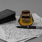 Ink Nostalgia by Sandra Foster