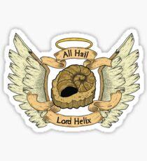 Lord Helix Sticker