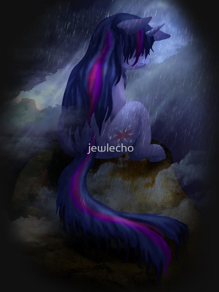 Twilight Rain by jewlecho