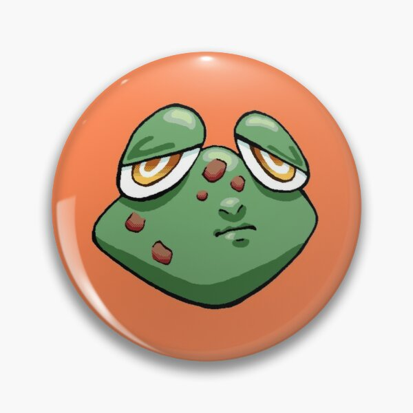 Frog Friends -- Sticker Set (2 of 4) Pin
