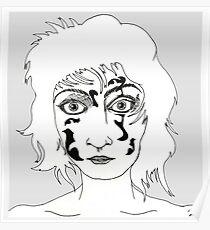 Face Paints Poster