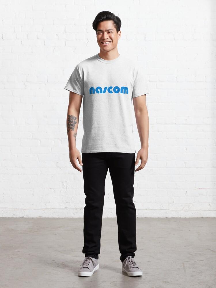 Alternate view of Nasco Microcomputers Classic T-Shirt