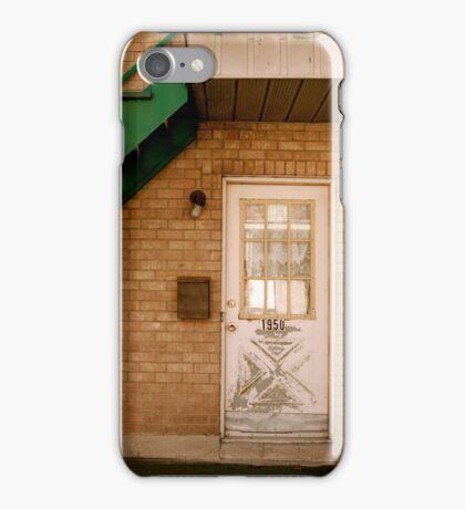one nine five zero iPhone Case/Skin