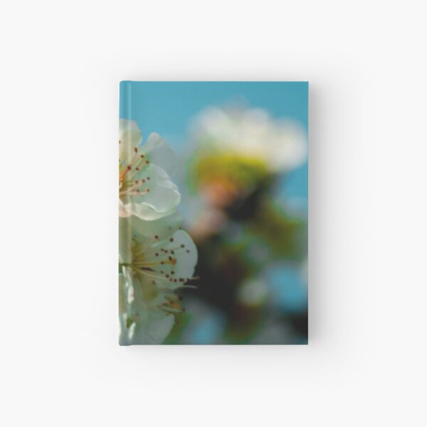 Mulberry flowers Hardcover Journal