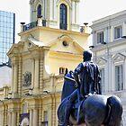 Plaza de Armas, Santiago de Chile by Daidalos