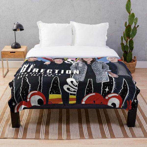 direction style Throw Blanket