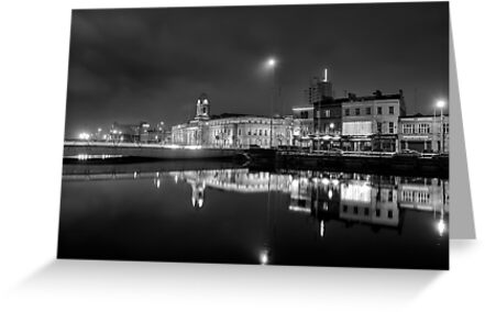 Cork City Hall by Edwin O' Sullivan
