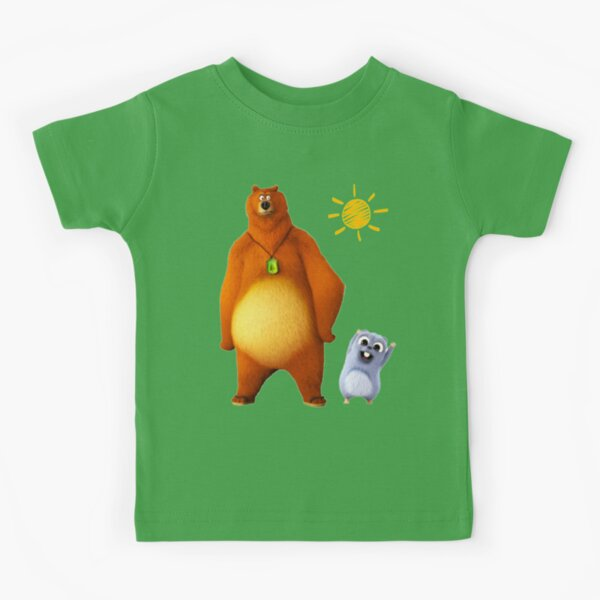 Grizzy and lemmings Kids T-Shirt