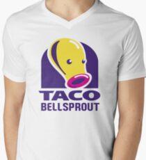 Taco Bellsprout Men's V-Neck T-Shirt