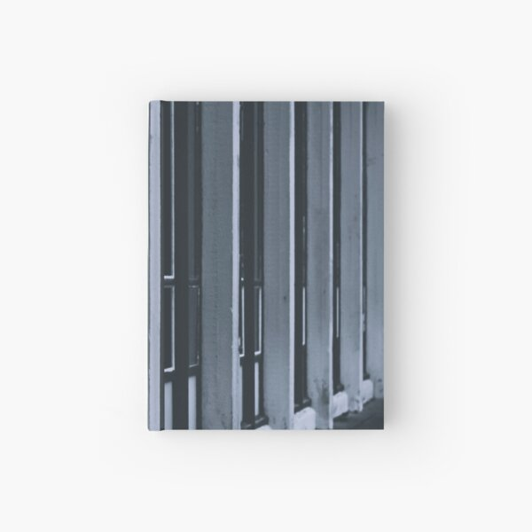 Urban abstract Hardcover Journal