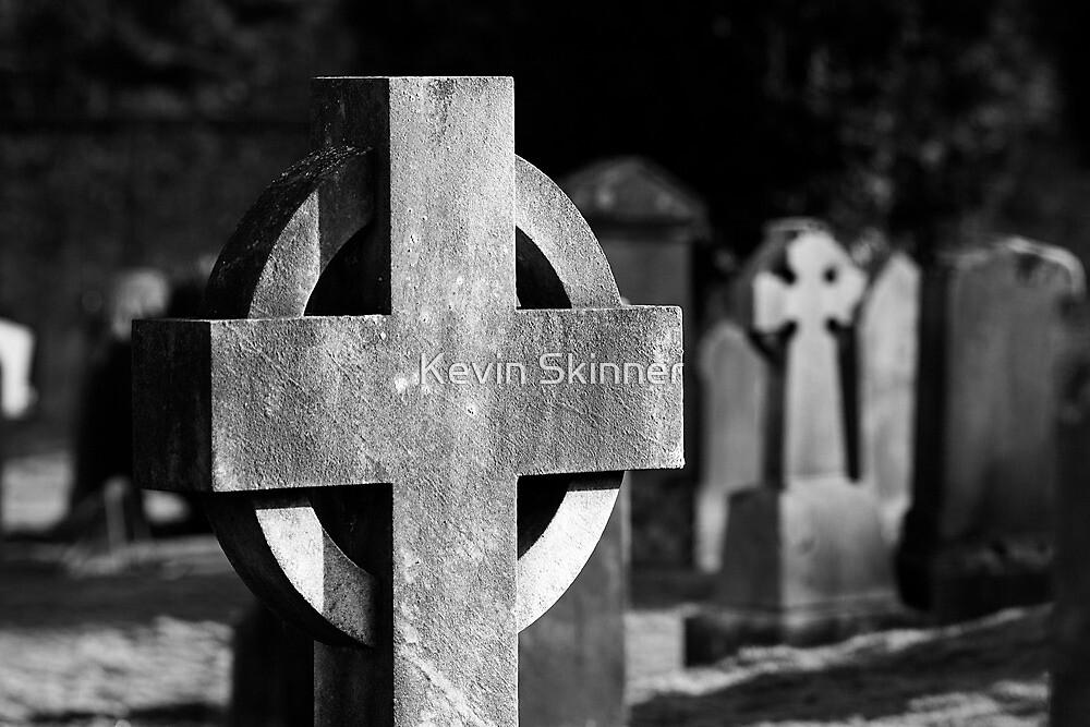 Abercorn - A Celtic Cross by Kevin Skinner