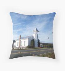 Mount Hermon United Methodist Church Throw Pillow