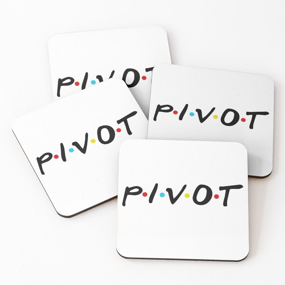 Pivot Coasters (Set of 4)